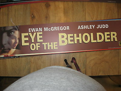 Theater Marquee Mylar Eye Of The Beholder