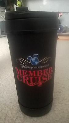Disney Vacation club DVC  members only cruise  Alaska 2015  insulated coffee cup