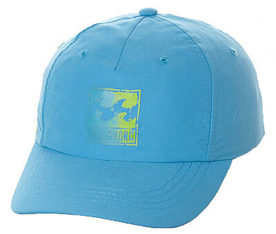 "Brand New + Tags Billabong Boys Toddler Tots Cap Hat Kindy Surf ""neon"" Blue Bnwt"