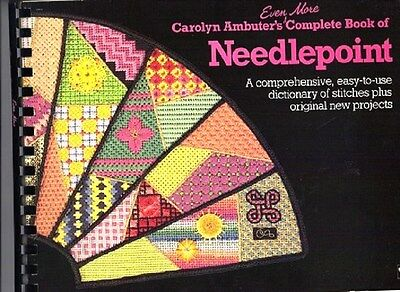 Complete Book of Needlepoint