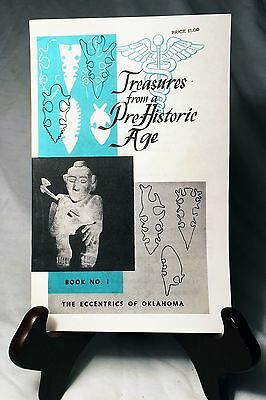 Rare & Nice 1960 Tussinger Eccentrics Pamphlet for the Willard Elsing Collection