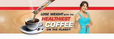 Valentus Slimroast Italian Slimming Coffee Weight Management 24 packets