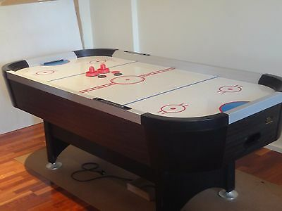 Air hockey table. Good condition. 7 foot . Used. In Brisbane. Pick up only