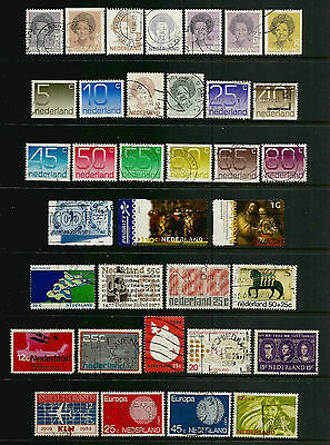 NETHERLANDS - mixed collection No.5