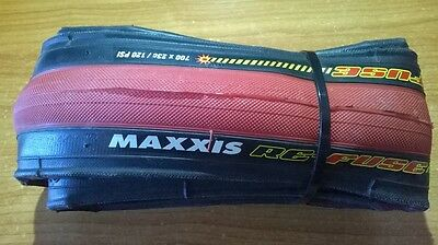 Bicycle tyre MAXXIS RE FUSE 700 x 23c / 120 PSI
