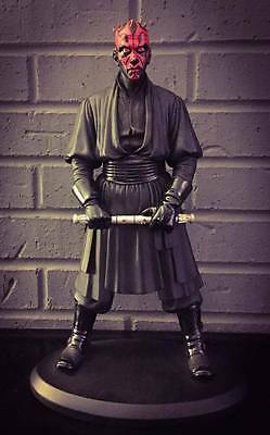 Darth Maul Star Wars Attakus statue 1492 of 2000 RARE