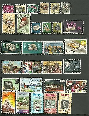 Kenya: A used selection 1963-1979