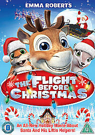 The Flight Before Christmas (DVD, 2011)