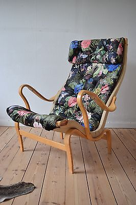 Bruno Mathsson Pernilla Chair By Dux, Sweden. 1970's.