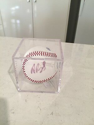 Autographed Albert Pujols signed authentic Rawlings baseball