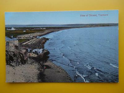 View of Strand TRAMORE County Waterford Ireland *Vintage* 1920