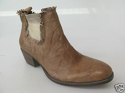 Sale price - Silent D - new ladies leather ankle boot size 37 #28