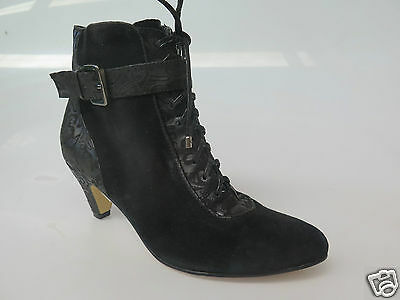 Sale price - Gamins - new ladies leather ankle boot size 37 #29
