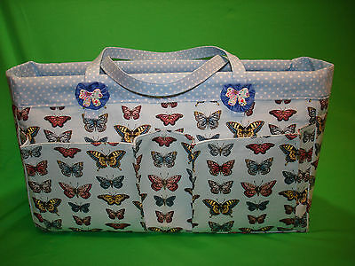 Genuine Homemade/Handcrafted Craft Bag with pockets