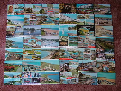 42 Postcards of FILEY. Standard size. Used & Unused. 1960's - 1980's.