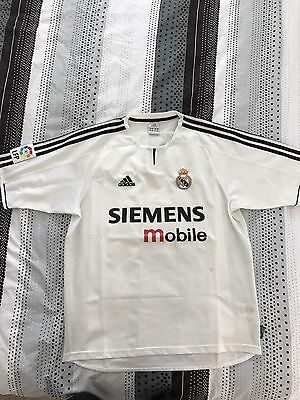 Maillot Real Madrid Zidane Taille M