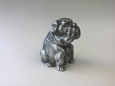 Old Spelter Novelty Figure of a Bulldog
