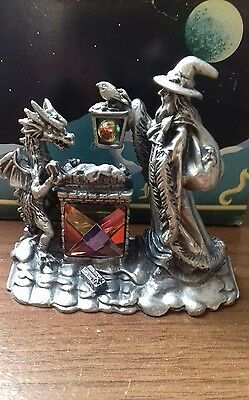 Delivering Gifts 3959 Myth & Magic Tudor Mint Special Issue 2005 Christmas Boxed