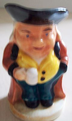 Poacher Burlington Ware Toby / Character Jug, probably late 1940s or early 1950s
