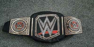 WWE wrestling Slamcrate World Heavyweight Champion Bum Bag NEW l@@k