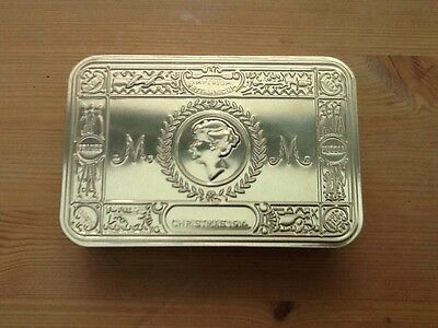 Ww1 Christmas Tin- Reproduction