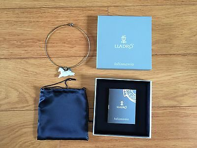 Lladro Porcelain Freedom Chocker Necklace RARE