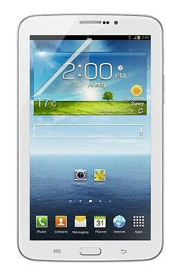 Film protection transparent tablette Samsung Galaxy tab 3 7.0 pouces