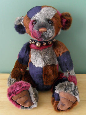 "Charlie Bears OODLES *NEW* 19.5"" Plush Bear"