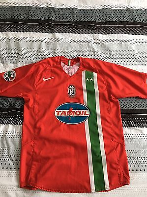 Maillot Collector Juventus Taille M Ibrahimovic 2005