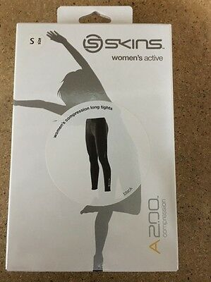 skins Women's compression tights A200 Size S