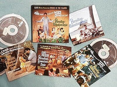 Elvis Collectors Drums Of The islands - Ultimate Paradise Hawaiian Style 3 CDbox