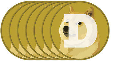 625 dogecoin straight to your wallet fast service!! bitcoin/altcoin
