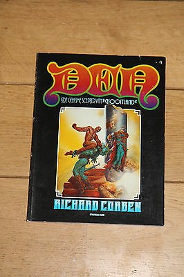 Richard Corben Den First Print Nm Dutch
