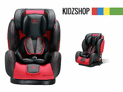 TWINFIX RECLINING GROUP 123 Isofix baby car seat child kids toddler 9 36 safety