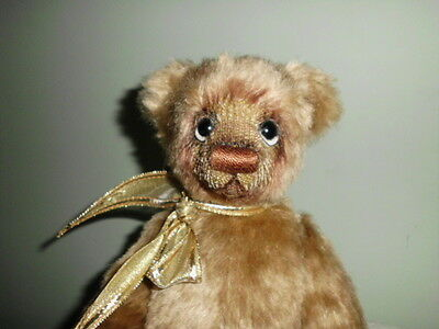 Wiley Ooak 16 Inch Bear Artist Original Mohair Bear