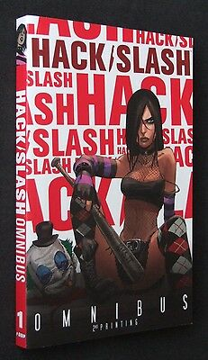 Hack/Slash Omnibus Volume 1, US Horror Graphic Novel (Devil's Due, 2008)