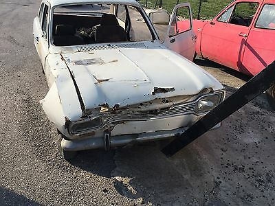 Ford Escort MK I RS 1600 2000 GT 2 door extremely rare MEXICO mk1 NO RUST