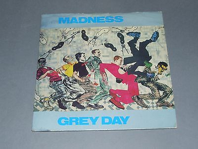 "Madness - Grey Day - 1981 7"" Vinyl"