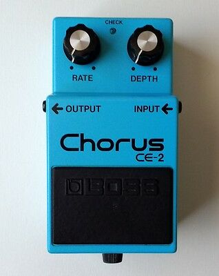 Keeley Boss CE-2 Chorus - made in Japan, 1983 - great condition * * * FREE P&P