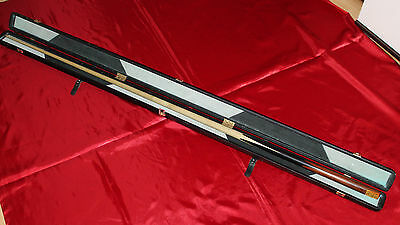 Evans Queue / Snooker 147 cm 2 teilig im Koffer