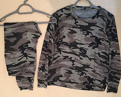 Used Good Condition - New Look - Maternity Tracksuit - Size 10