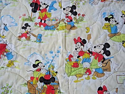 Disney Mickey Mouse Vintage Comforter