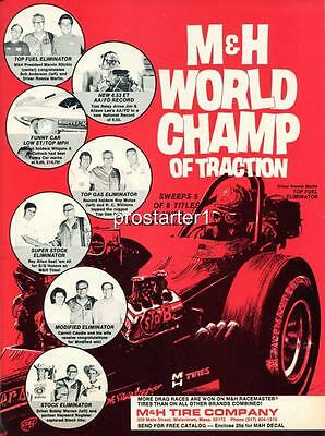 Over 1500 Vintage 1960s & 1970s Drag Racing Advertisements & Entry Lists On Disc