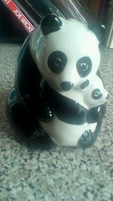 Wade Nat West Panda Moneybox