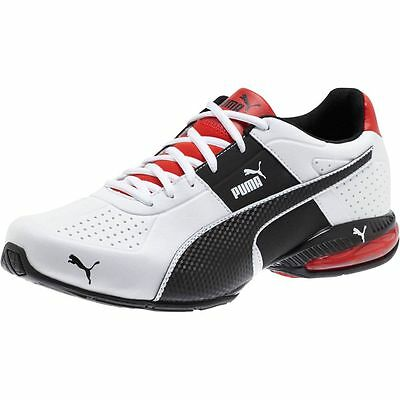 d32263beb4daac NEW   PUMA CELL SURIN 2 FM MEN S TRAINING SHOES White Black Red Flame 189876