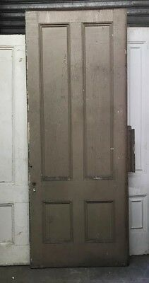 Architectural Salvage/ Brownstone Pocket/ Sliding Door/ Historical