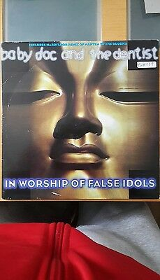 BABY DOC AND THE DENTIST..in worship of false idols double disc lp