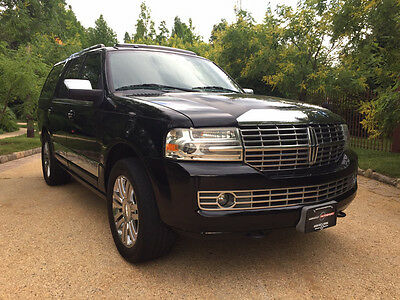 2008 Lincoln Navigator  low mile clean carfax warranty free shipping ultimate luxury 4x4 loaded cheap v8