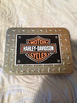 Harley-Davidson collectable playing cards