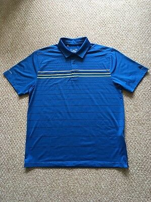 Under Armour Coldblack Men's Golf Shirt Large